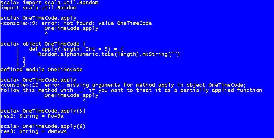 How to create a random 4 character alphanumeric string - Syntax